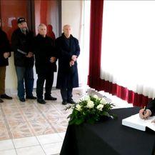 Komemoracija za Ivu Gregurevića (Video: Ivica Galovic/PIXSELL)