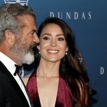 Mel Gibson, Rosalind Ross (Foto: Profimedia)
