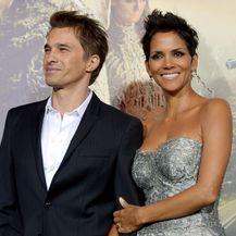 Halle Berry i Olivier Martinez (Foto: AFP)
