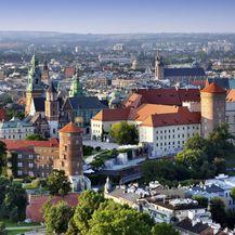 Krakow, Poljska - 1