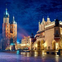 Krakow, Poljska - 3