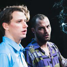 Adrian Pezdirc i Robert Budak (Foto: ZKM)