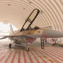Borbeni avion F-16 (Foto: Dnevnik.hr)