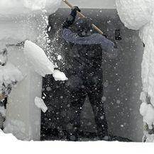 Snježno nevrijeme u Austriji (Foto: AFP) - 3