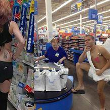 Walmart (Foto: izismile.com)