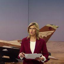 Premijer Andrej Plenković komentirao situaciju s avionima (Video: Vijesti u 17 h)