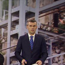 Državni tajnik za zaštitu okoliša i stručnjak za vode Mario Šiljeg stigao u Dubrovnik (VIDEO: Večernje Vijesti Nove TV)
