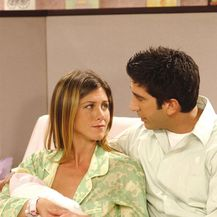Jennifer Aniston i David Schwimmer (Foto: Profimedia)