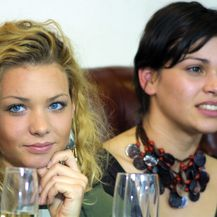 Ivona Periša i Anja Alavanja