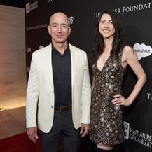 MacKenzie i Jeff Bezos (Foto: Getty Images)