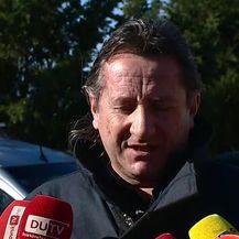Županijski vatrogasni zapovjednik Stjepan Simović (Video: Dnevnik.hr)