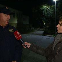 Načelnik PU dubrovačko-neretvanske Ivica Pavličević o očevidu u dubrovačkoj hidroelektrani (Foto: Dnevnik.hr)