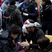 Eksplozija u Parizu (Foto: AFP) - 7