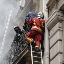 Eksplozija u Parizu (Foto: AFP) - 8