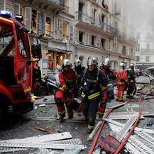 Eksplozija u Parizu (Foto: AFP) - 9