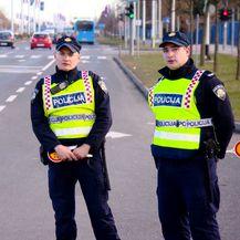 Pojačane kontrole, više policije (Foto: Dnevnik.hr) - 1