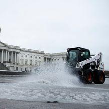 Približava se Washingtonu (Foto: AFP)