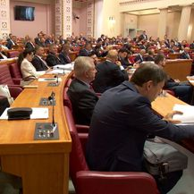 Zastupnici se vraćaju u saborske klupe (Foto: Dnevnik.hr)
