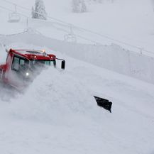 Snijeg je zatrpao Austriju (Foto: AFP) - 5