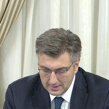 Premijer izrazio sućut obiteljima trojice stradalih radnika HEP-a (Video: Dnevnik.hr)