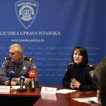 Uhvaćen razbojnik u Istri (Foto: MUP) - 1