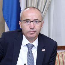 Ministar obrane Damir Krstičević (Foto: Patrik Macek/PIXSELL)