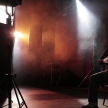 Za splitskog pjevača Gorana Karana nema zimskog odmora (Video: IN Magazin)