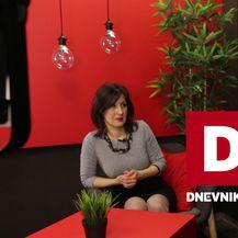 Razgovor s Dalijom Orešković (Video: Dnevnik.hr)