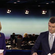 Paula Klaić Saulačić o potrazi nakon požara u HE Plat (Video: Dnevnik Nove TV)
