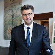 Premijer Andrej Plenković (Foto: Sandra Simunovic/PIXSELL)
