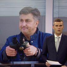 Premijer Plenković rekao da nema nove ponude po pitanju kupnje aviona (Video: Večernje vijesti Nove TV)
