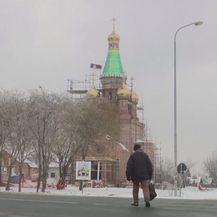 Crkva u Srbiji poznata pod imenom Vladimira Putina (Foto: Dnevnik.hr) - 2