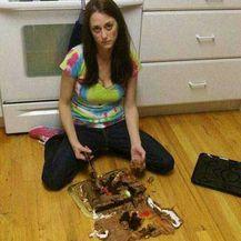 Tragedije u kuhinji (Foto: brightside.me)