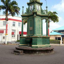 Sveti Kristofer i Nevis - 1