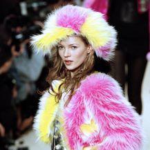 1994. godine na reviji modne kuće Chanel