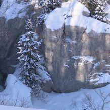 Ekipa Nove TV probila se do jame na Sjevernom Velebitu u kojoj je 3500 godina star led (Foto: Dnevnik.hr) - 3
