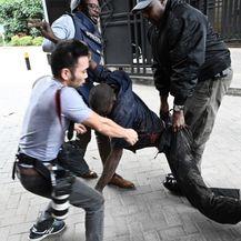 U napadu u Nairobiju ubijeno je najmanje 15 ljudi (Foto: AFP) - 15