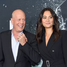 Bruce Willis i Emma Heming (Foto: Getty Images)