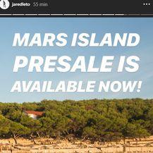 Mars Island (Foto: Instagram)