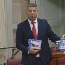 Franko Vidović razljutio je ministra obrane (Foto: DNEVNIK.hr) - 2