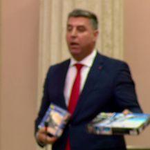 Incident u Saboru (Video: Dnevnik.hr)