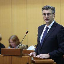 Premijer Andrej Plenković (Foto: Pixsell, Patrik Macek)
