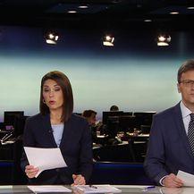 Andrija Jarak o posjetu ruskog predsjednika Vladimira Putina Srbiji (Video: Dnevnik Nove TV)