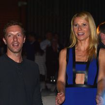 Gwyneth Paltrow i Chris Martin (Foto: AFP)