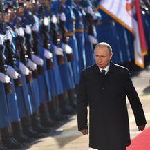 Vladimir Putin u posjeti Srbiji (Foto: AFP) - 1