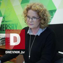 Intervju s Helle Müller Petersen, predsjednicom Uprave Carlsberg Croatia (VIDEO: Dnevnik.hr/Anamaria Batur)