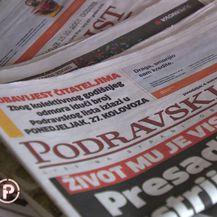 Novinarstvo na udaru tužbi (Foto: Dnevnik.hr) - 2