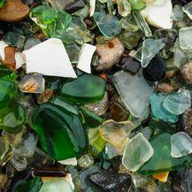 Staklena plaža, Rusija - 1