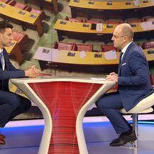 Gost Dnevnika Nove TV čelnik Mosta Božo Petrov (Foto: Dnevnik.hr) - 1