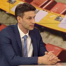 Gost Dnevnika Nove TV čelnik Mosta Božo Petrov (Foto: Dnevnik.hr) - 2
